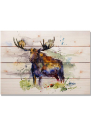 daydreamhq Colorful Moose (20