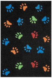 Jelly Bean Rugs Colorful Paws - Product Mini Image