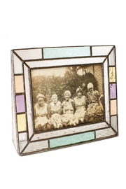 J. DEVLIN Colorful Stained Frame - Product Mini Image