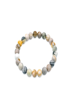 Made It! Colorful Stone Bracelet - Alternate List Image