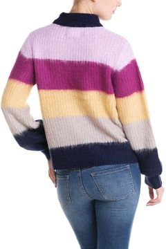 Cotton Candy Colorful Stripe Sweater - Alternate List Image