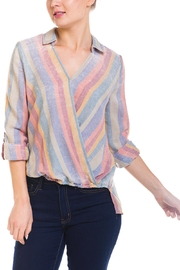 Paper Crane Colorful Stripe Top - Product Mini Image