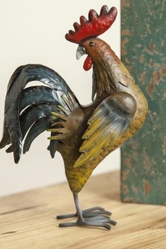 Manual Woodworkers and Weavers Colorful Strutting Rooster - Product List Image