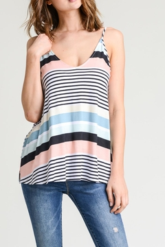 Shoptiques Product: Colorful Tank
