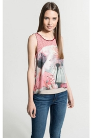 Smash  Colorful Tank Top - Product Mini Image