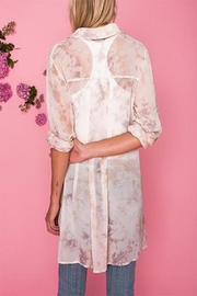 AS by DF Colorwash Shirtdress - Front full body