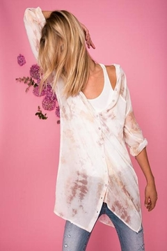 AS by DF Colorwash Shirtdress - Product List Image