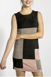 Smash  Colour Block Dress - Product Mini Image
