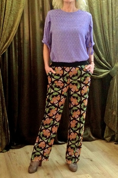 Dame Blanche Anvers Colourful Pants - Product List Image
