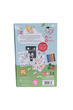 Schylling Colouring Set Forest Fairies - Alternate List Image