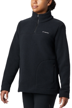 Columbia Sportswear Canyon-Point Sherpa Pullover - Product List Image