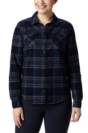 Columbia Sportswear Corduroy Plus-Size Shirt - Product Mini Image