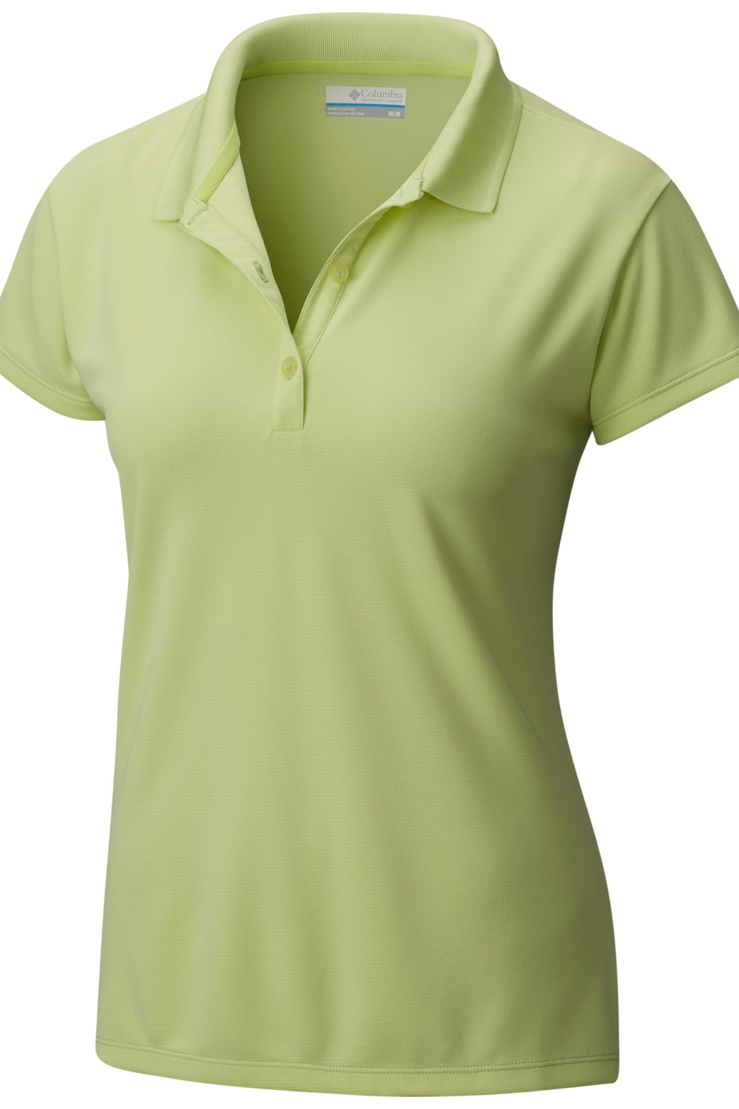 Columbia Sportswear Innisfree Plus Size Polo - Front Cropped Image