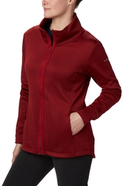 Columbia Sportswear Place-To-Place Beet Jacket - Product Mini Image