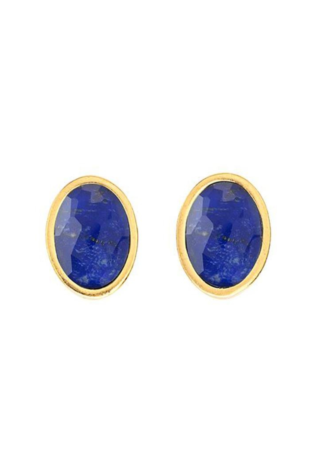 Stephanie Kantis Column Round Earring - Main Image