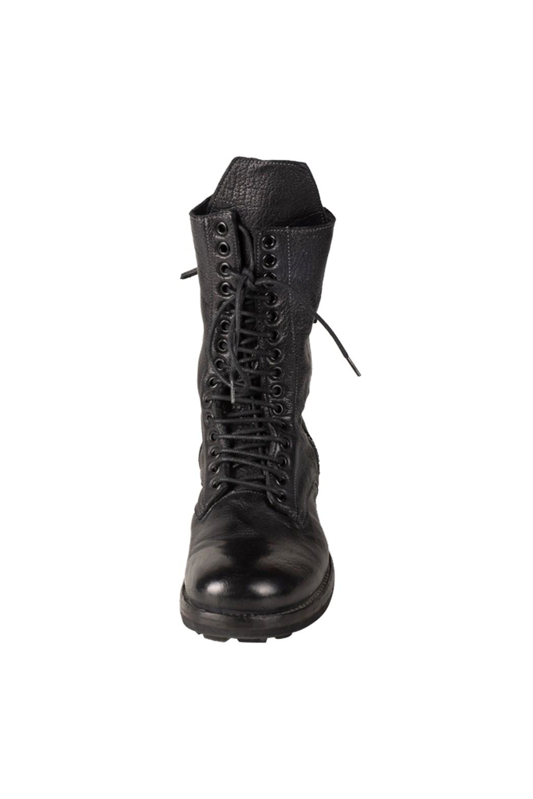 Keep Combat, Laceup, Ankle-Boots - Side Cropped Image