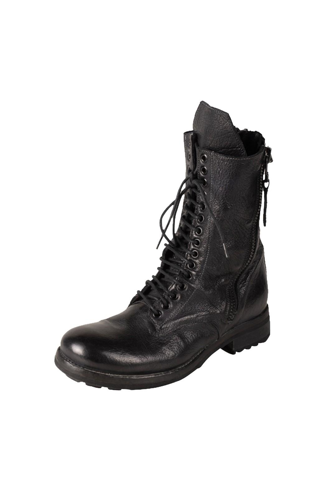 Keep Combat, Laceup, Ankle-Boots - Front Full Image