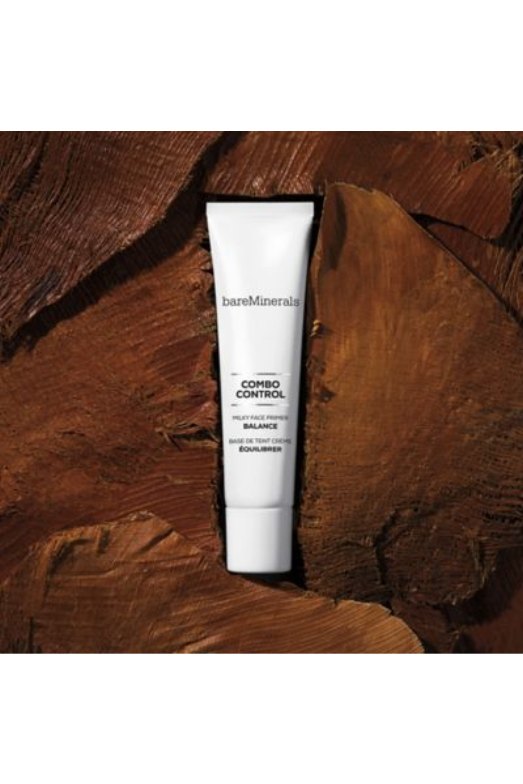 bareMinerals COMBO CONTROL™ MILKY FACE PRIMER - Side Cropped Image