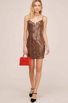 ASTR Come Slither Dress - Product List Image