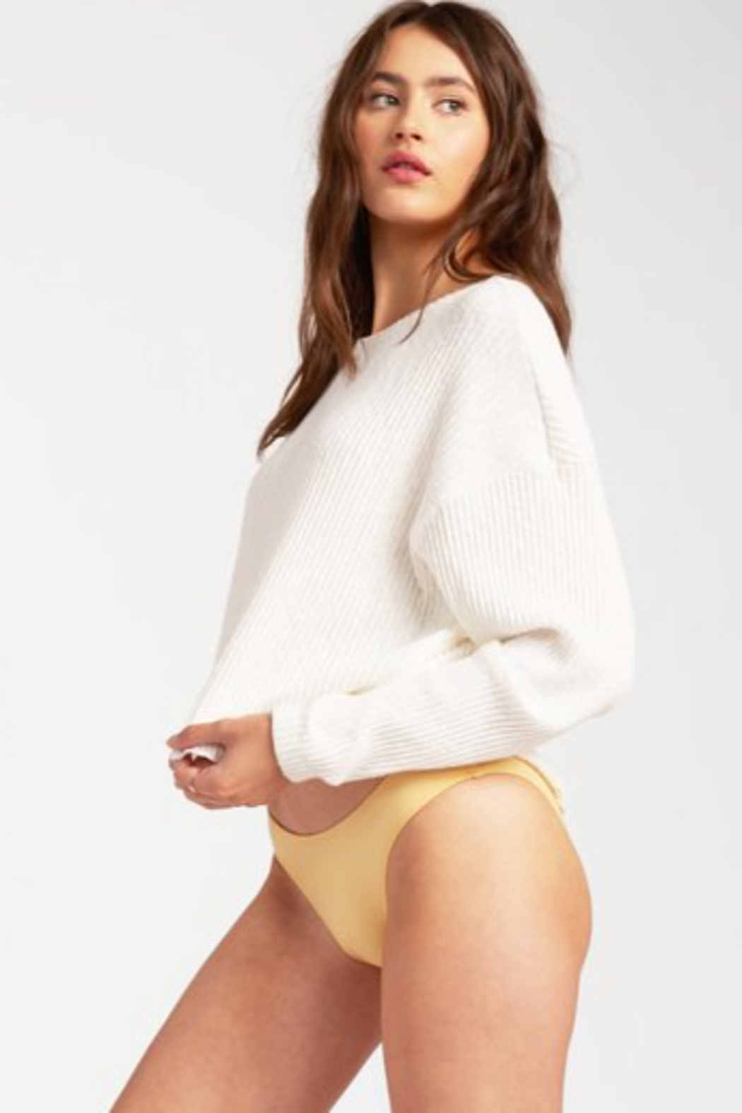 Billabong  Come Through Sweater - Front Full Image
