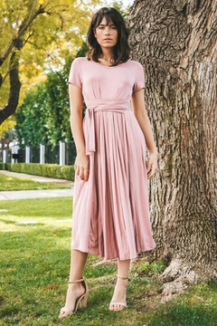 Les Amis Comfy Blush Midi - Product List Image