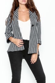 Comfy Cropped Jacket - Product Mini Image