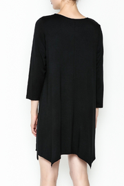 Comfy Graphic Tunic - Back cropped