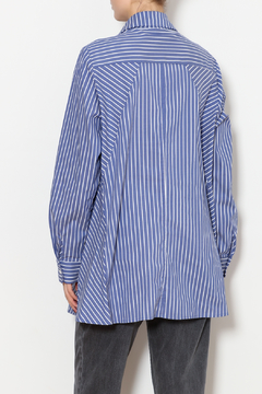 Comfy Kyoto Stripe Shirt - Alternate List Image