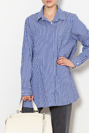 Comfy Kyoto Stripe Shirt - Product Mini Image