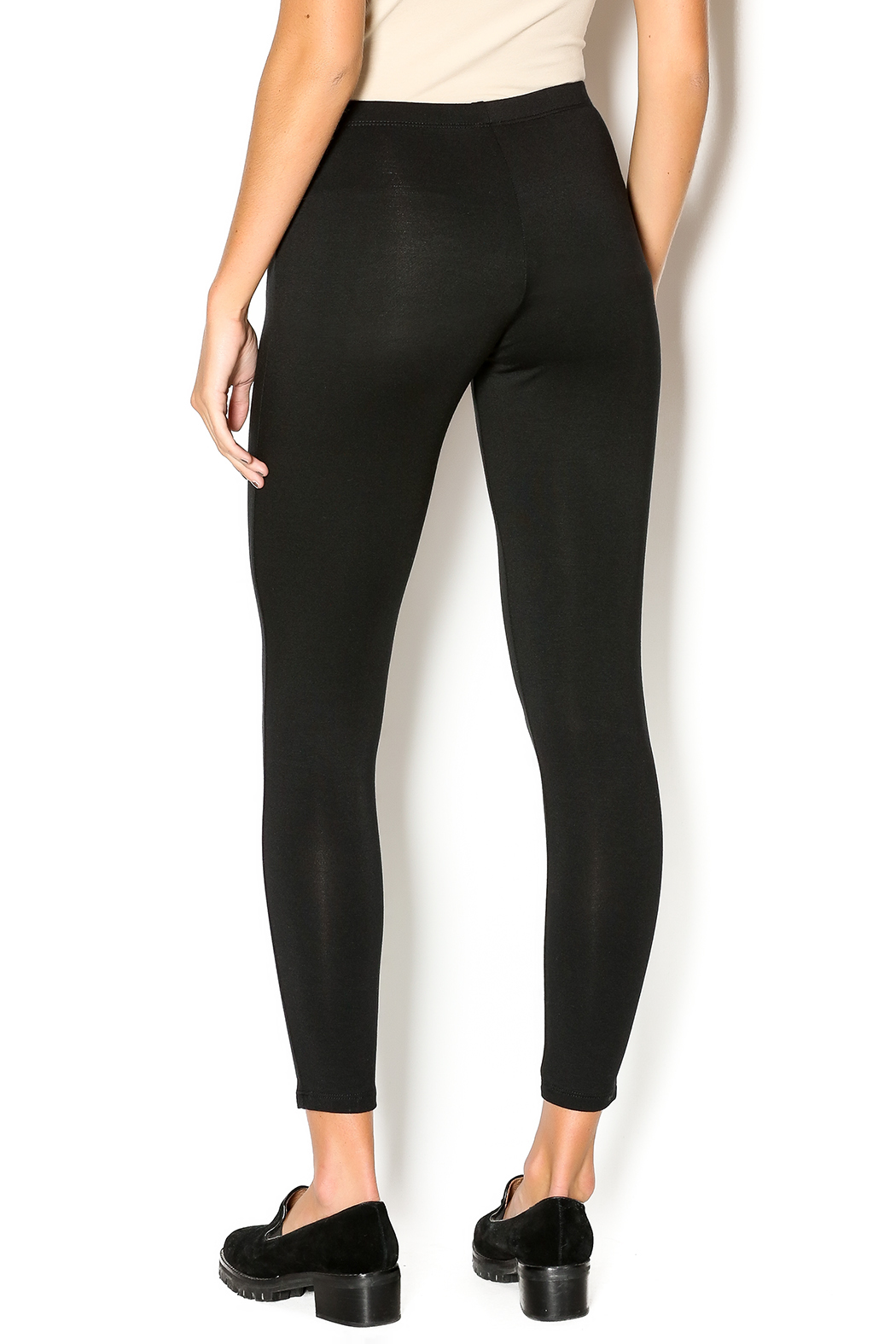 Comfy The Best Leggings - Back Cropped Image