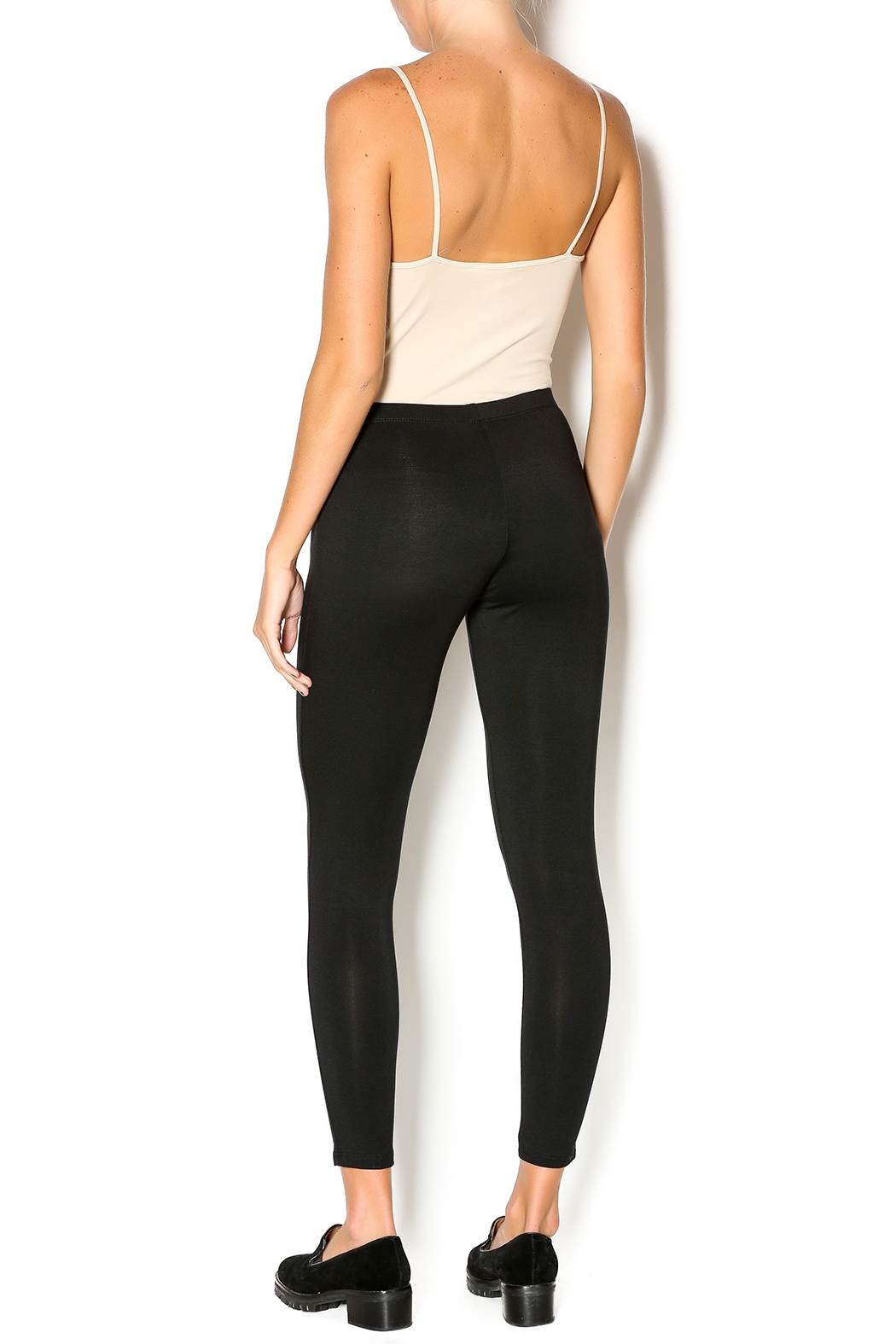 Comfy The Best Leggings - Side Cropped Image