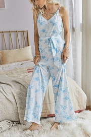 Lyn-Maree's  Comfy Tie Dye Jumpsuit - Product Mini Image