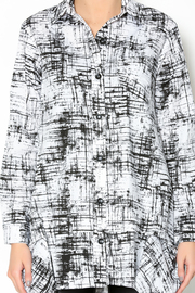 Comfy U.S.A. Abstract Shirt - Other