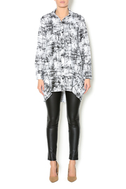 Comfy U.S.A. Abstract Shirt - Front full body