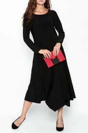 Comfy USA Eve Maxi Dress - Front cropped