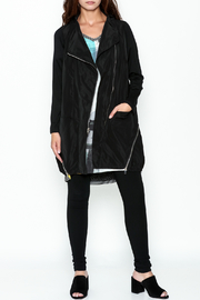 Comfy USA Manhattan Trench - Side cropped