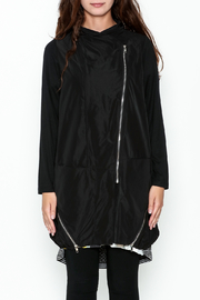 Comfy USA Manhattan Trench - Front full body
