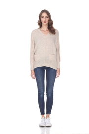 sisters Comfy V-Neck Sweater - Product Mini Image