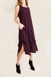 Comfy USA Tank Dress - Front cropped