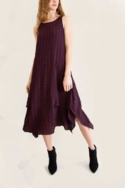 Comfy USA Tank Dress - Front full body