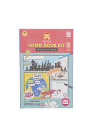 Schylling Comic Book Kit - Front cropped