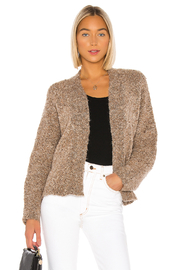 BB Dakota Comin' In Cozy Cardigan - Front cropped