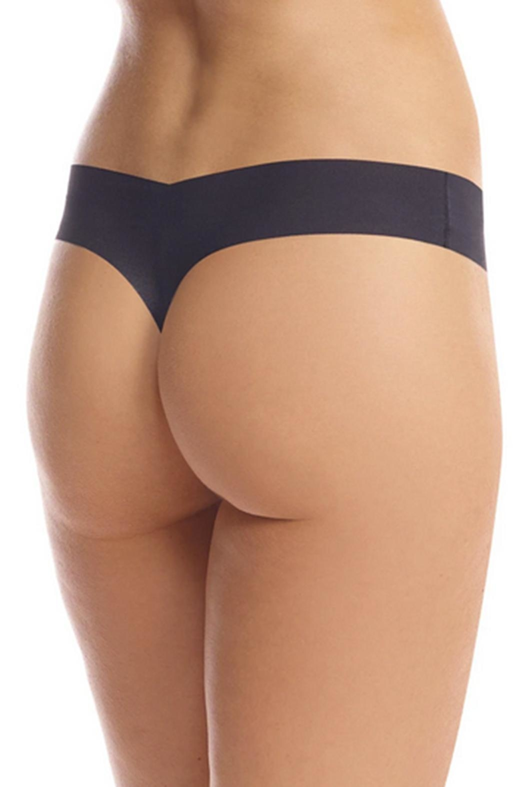 Commando Bride-Squad Seamless Thong - Front Full Image