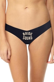 Commando Bride-Squad Seamless Thong - Product Mini Image
