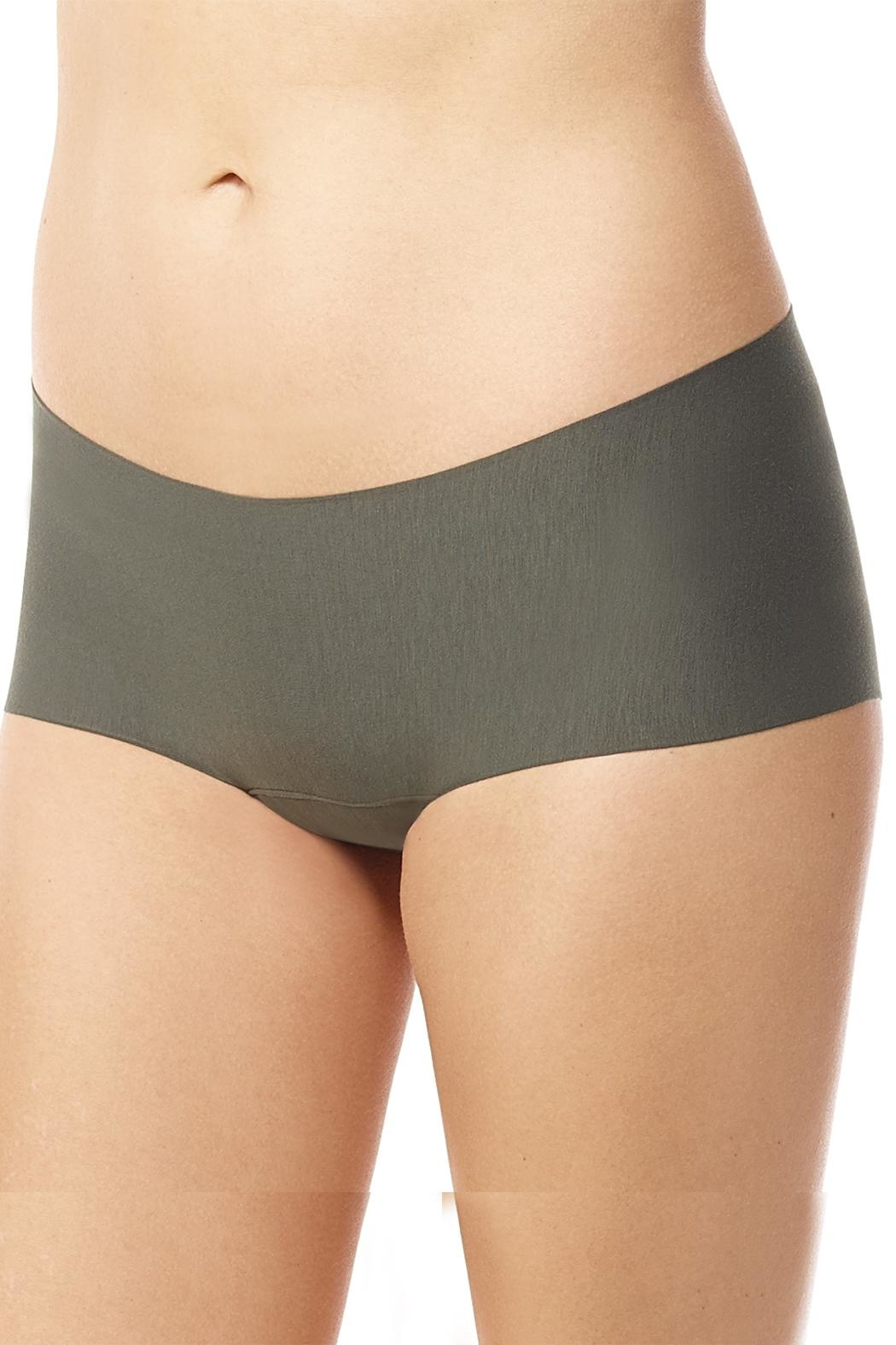 Commando Butter-Soft Seamless Boyshort - Front Full Image