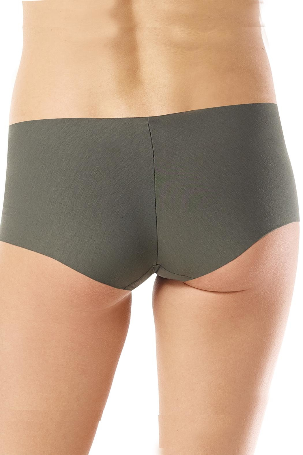 Commando Butter-Soft Seamless Boyshort - Side Cropped Image