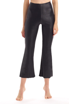 Commando Cropped Faux Leather Pant SLG33 - Product List Image