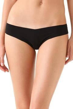 Shoptiques Product: Laser-Cut Microfiber Thong
