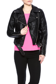 Comme Vegan Moto Jacket - Product Mini Image