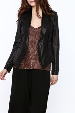 Shoptiques Product: Snake Print Jacket